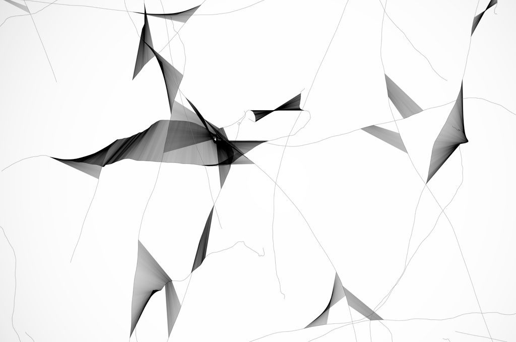 slivers – procedural drawing