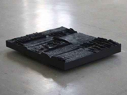 Reflection Sound Data Sculpture Berlin