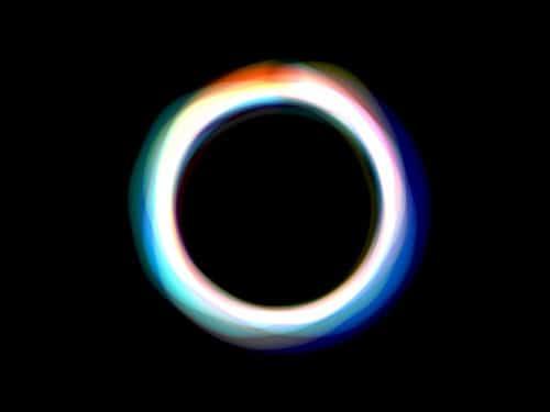 LichtZeichnungen Generative Art