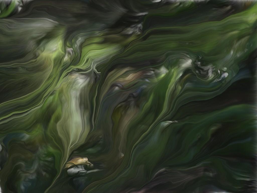 Void III - new media art