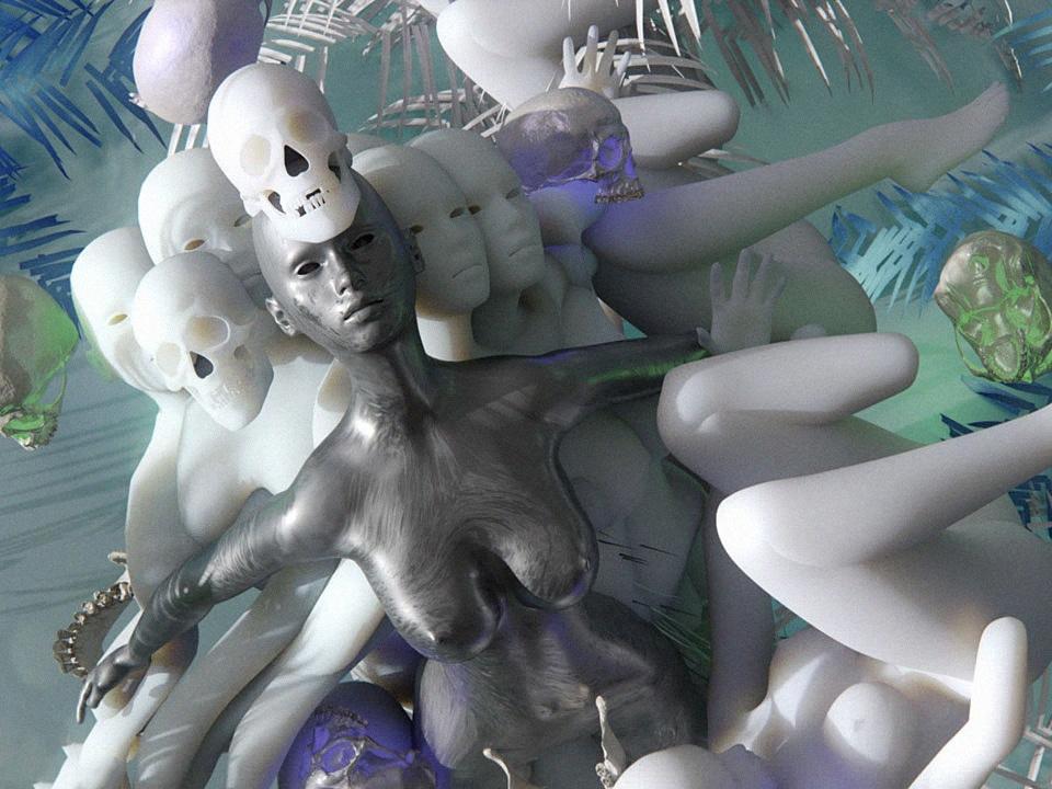Computer Visions Generative Art