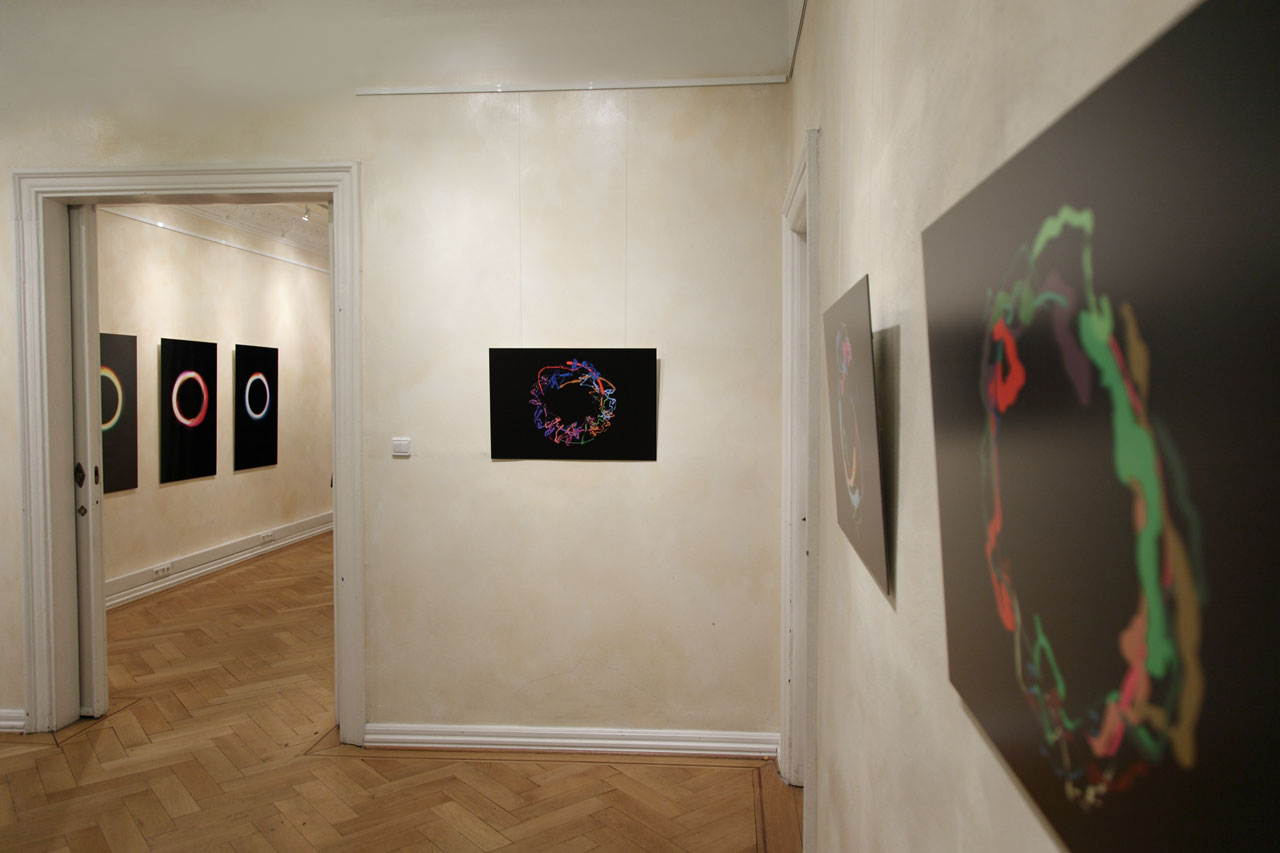 generative art exhibition at GIM Bremen